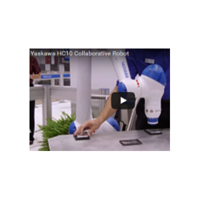 NEW! Yaskawa Collaborative Robot